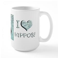Helaine's Hippo Mug