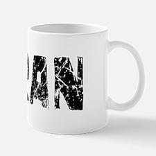Moran Faded (Black) Mug