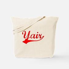 Vintage Yair (Red) Tote Bag