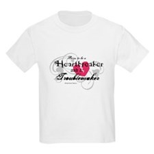 Heart Breaker & Troublemaker T-Shirt