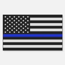 Blue Lives Matter: Pro Police Decal
