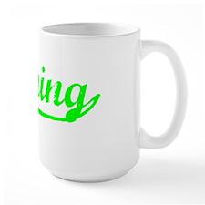Vintage Banning (Green) Mug