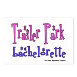 Trailer Park Bachelorette Postcards (Package of 8)