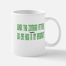 Zombie Basement Mug