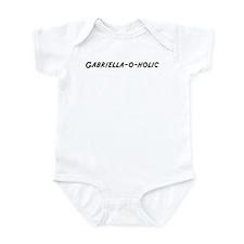 Gabriella-o-holic Infant Bodysuit