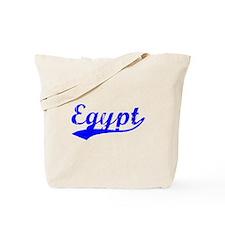 Vintage Egypt (Blue) Tote Bag