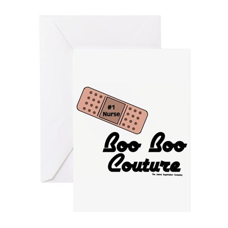 Boo Boo Couture Greeting Cards (Pk of 10)