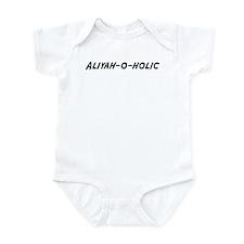 Aliyah-o-holic Infant Bodysuit