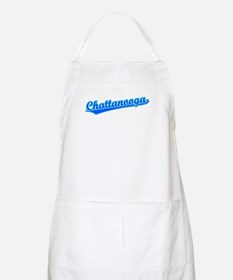 Retro Chattanooga (Blue) BBQ Apron
