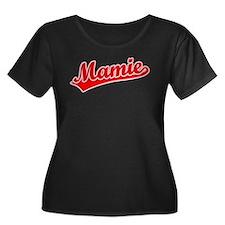 Retro Mamie (Red) T
