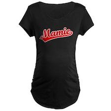 Retro Mamie (Red) T-Shirt