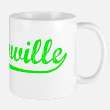Vintage Bentonville (Green) Mug