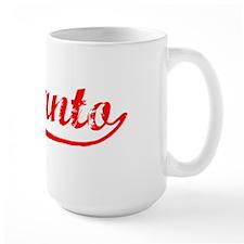 Vintage Adelanto (Red) Mug