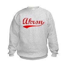 Vintage Akron (Red) Sweatshirt