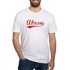 Vintage Akron (Red) Shirt
