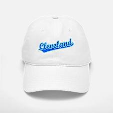 Retro Cleveland (Blue) Baseball Baseball Cap