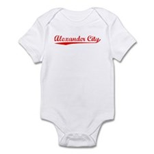 Vintage Alexander .. (Red) Infant Bodysuit