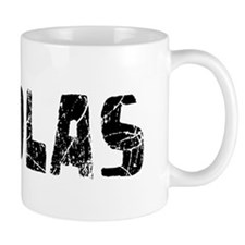 Nikolas Faded (Black) Mug