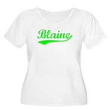 Vintage Blaine (Green) T-Shirt