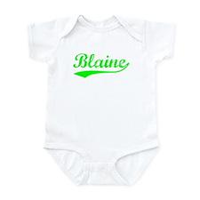 Vintage Blaine (Green) Infant Bodysuit