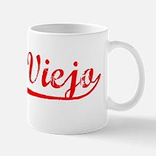 Vintage Aliso Viejo (Red) Mug
