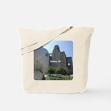 """""""Buffalo, NY"""" Tote Bag"""