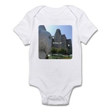 """Buffalo, NY"" Infant Bodysuit"