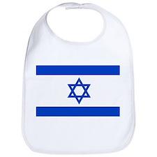 Israel Flag Bib