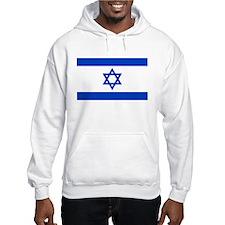 Israel Flag Hoodie