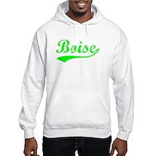 Vintage Boise (Green) Hoodie