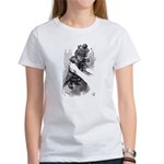 Red Queen/Kitten Women's T-Shirt