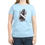 Red Queen/Kitten Women's Light T-Shirt