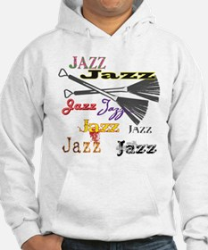 Jazz Brushes Jumper Hoody
