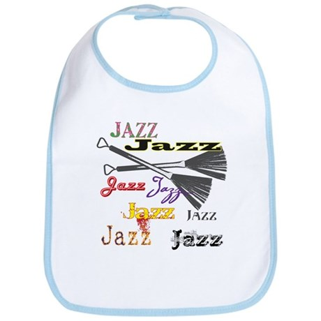 Jazz Brushes Bib