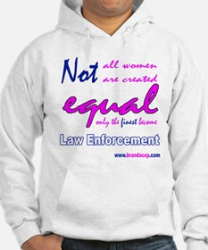 Lady Gear Hoodie EQUALITY