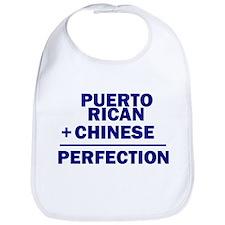 Puerto Rican + Chinese Bib