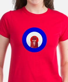 Mod Wolf/The Mighty Boosh Tee