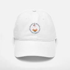 Summer myrtle beach- south carolina Baseball Baseball Cap