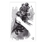 Red Queen Postcards (Package of 8)