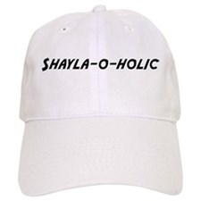 Shayla-o-holic Baseball Cap