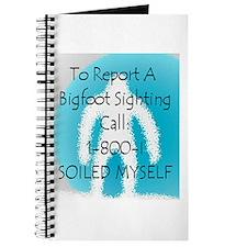 Bigfoot Sighting Journal