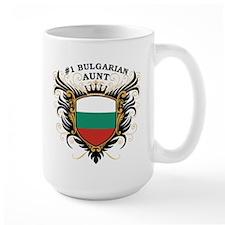 Number One Bulgarian Aunt Mug