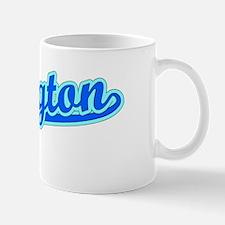 Retro Covington (Blue) Mug