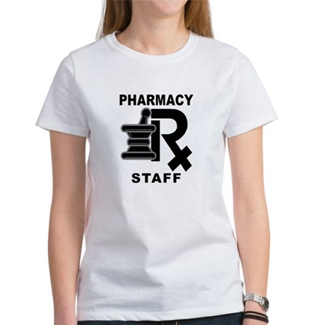 Parmacy Staff Women's T-Shirt