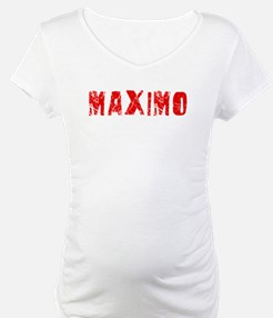 Maximo Faded (Red) Shirt