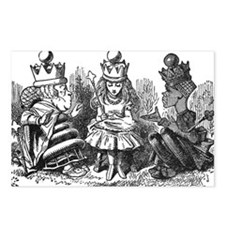 Talking Queens Postcards (Package of 8)