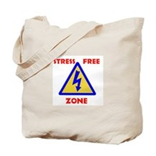 STRESS FREE Tote Bag