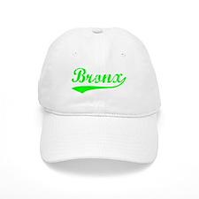 Vintage Bronx (Green) Baseball Cap
