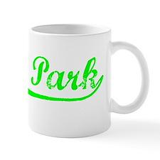 Vintage Brook Park (Green) Mug
