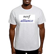 nerf alliance Ash Grey T-Shirt